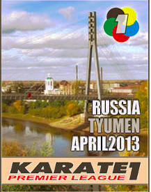 Karate top level championships