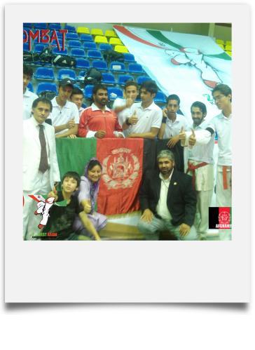 Team of afhanistan