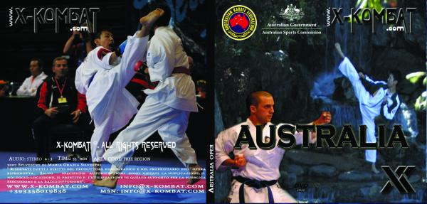 Open of Australia