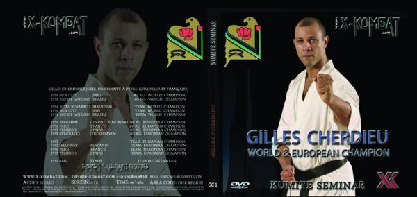 Gilles Cherdieu
