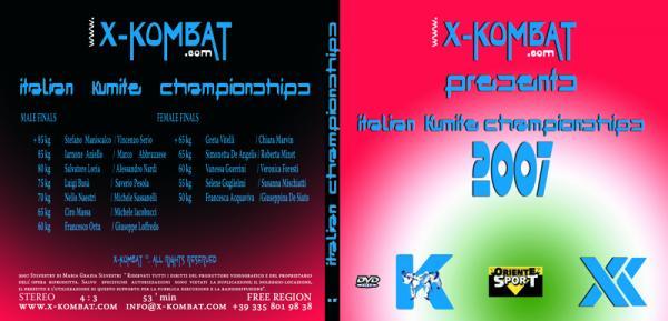 Italian kumite championships 2007