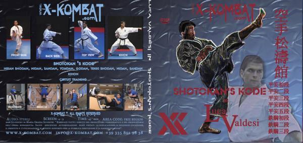 Luca Valdesi - Shotokan style
