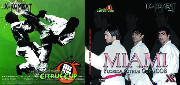Florida Citrus cup Miami 2008