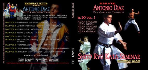 Antonio Diaz Sk 20  vol.1