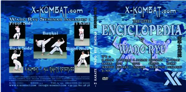 The little enciclopedia of wado ryu